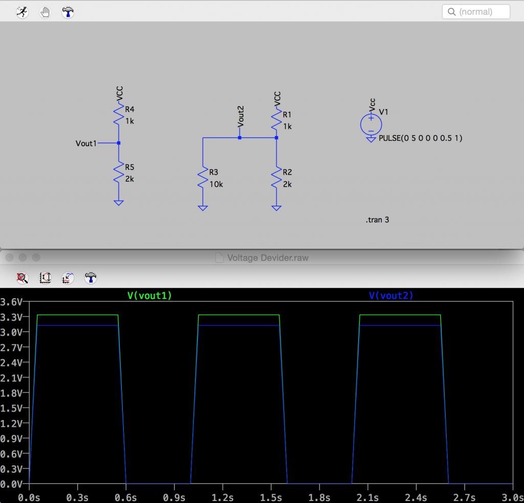 Voltage-divider-voltage-drop