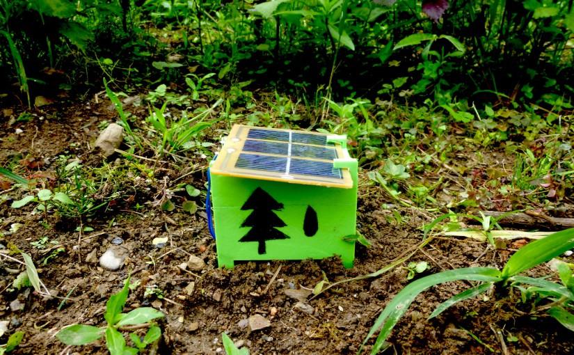土壌湿度リモートセンサを設置してみた
